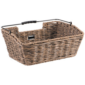 Unix Mateo Bike Basket brown